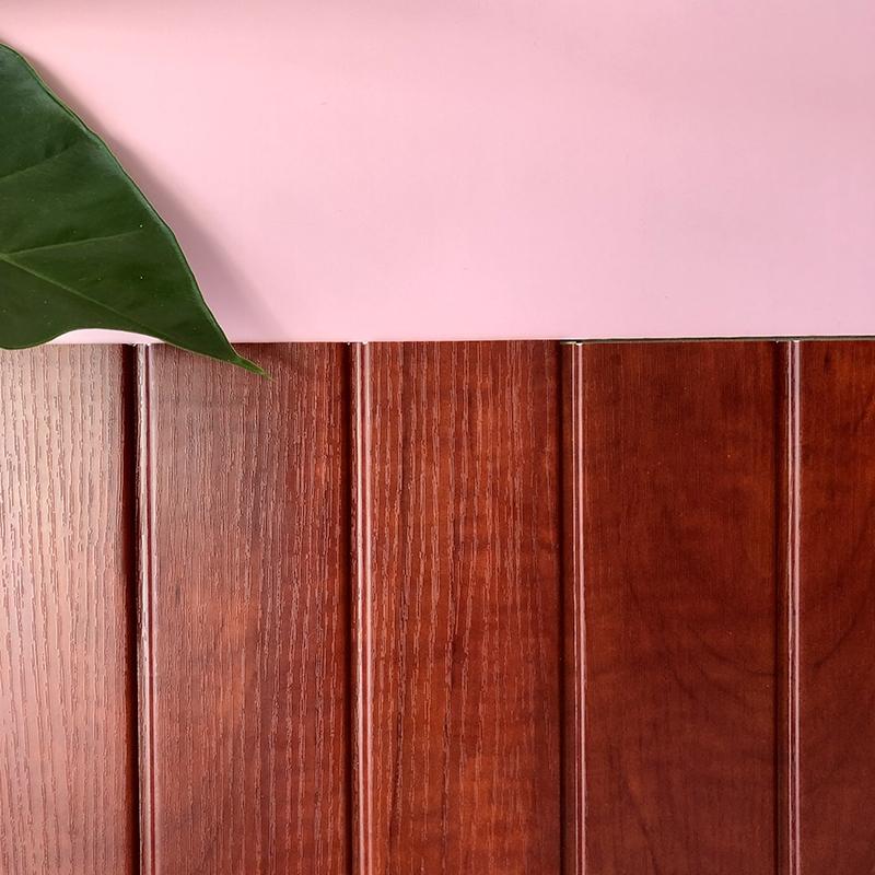 160双面板搭配400宽墙板