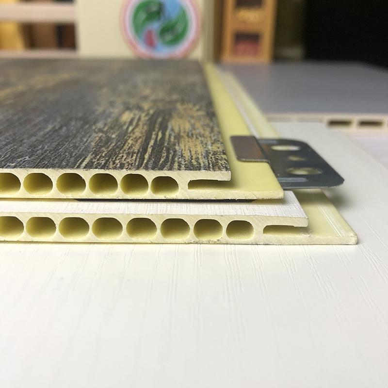 400平口竹炭纤维集成墙板