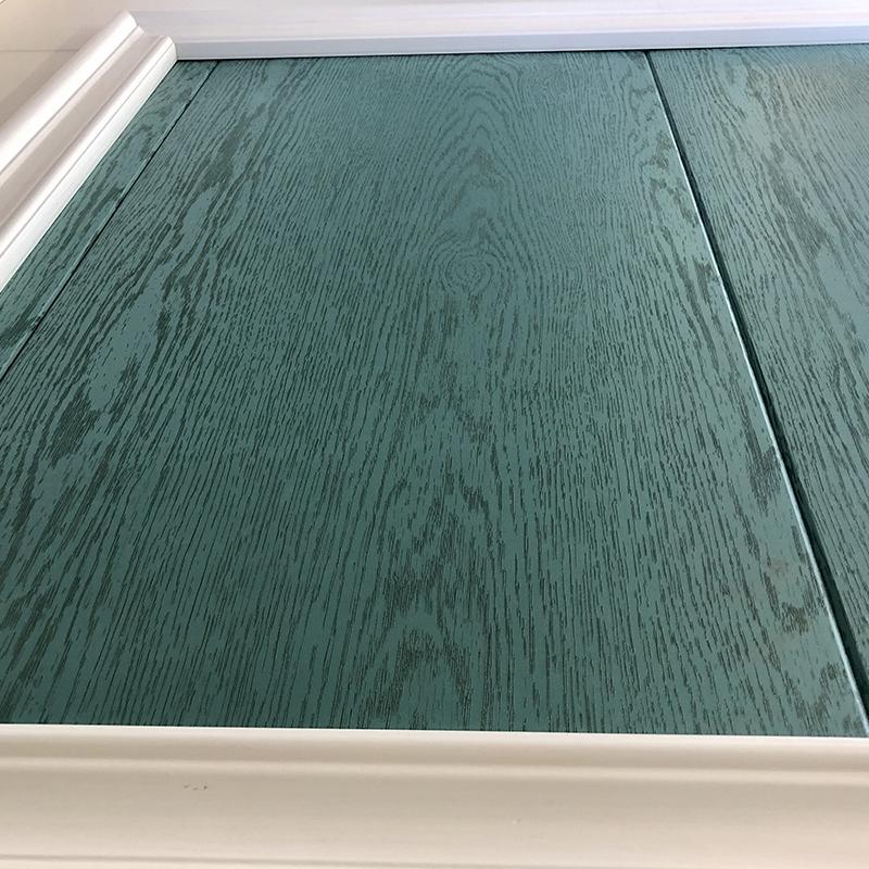 407v竹炭纤维墙板绿橡木